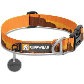 Ruffwear Hoopie Halsband monument valley
